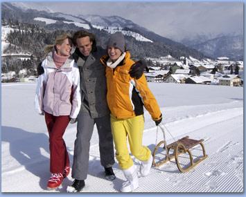 Salzburg/Leogang/Appartement/Ferienwohnung/Bauernhof/Scheiber/Untermadreit/Winterurlaub/ wandern
